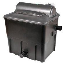 Hozelock 1864 EcoPower + 6000 Pond Filter with 12w UVC