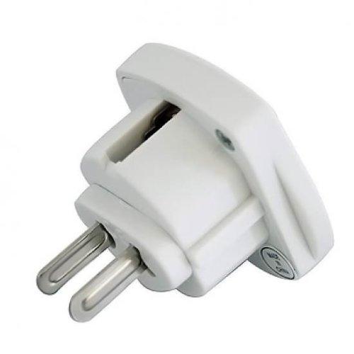 Omega 21116 UK to AUS/NZ/USA/CAN 2-pin Plug Adaptor