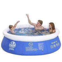 Jilong Inflatable Marin Pool Set Round 240 x 63 cm