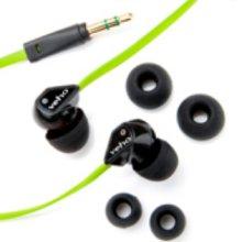 Veho Z-1 Black, Green Intraaural In-ear headphone