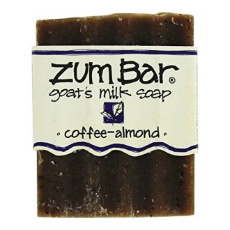 Coffee And Almond Zum Bars Multipack (5 Count) By Indigo Wild
