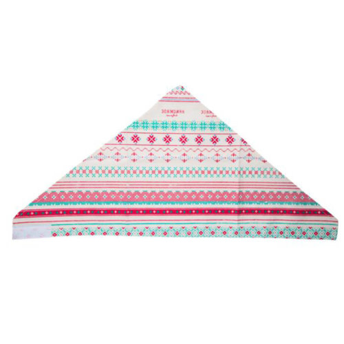 Cotton Chef Headscarf Smokeproof Triangle Towel Catering Waitress Work Cap