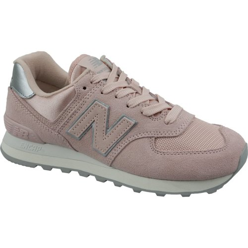 New Balance WL574OPS Womens Pink sneakers Size: 3.5 UK