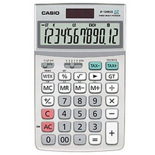 Casio JF-120 ECO Desktop Display calculator