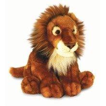 Keel African Lion Soft Toy 40cm