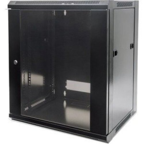Intellinet 711869 12U High X 482.60 Mm Wide Wall Mountable Rack Cabinet for 711869