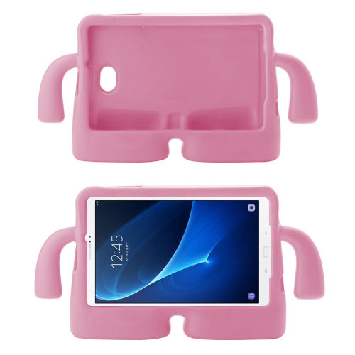 Kids Light Weight Shockproof Case for Samsung Galaxy Tab A 10.1 (T580) - Pink