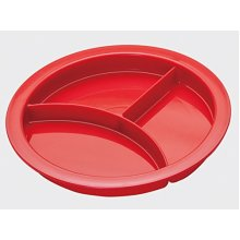 Divided Plate - Suction Base - Eating Aid