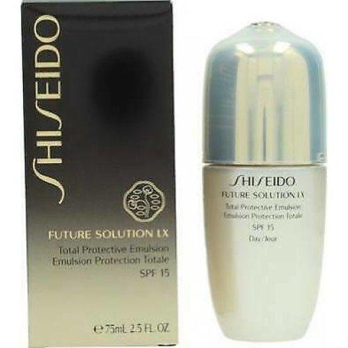 Shiseido Future Solution Lx Total Protective Emulsion Spf15 50ml