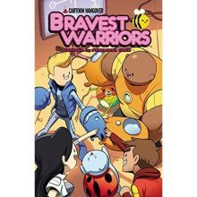 Bravest Warriors vol. 3 by Pendleton Ward