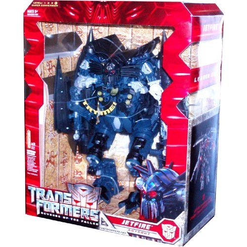 Transformers Revenge of the Fallen Jetfire Action Figure Leader Class