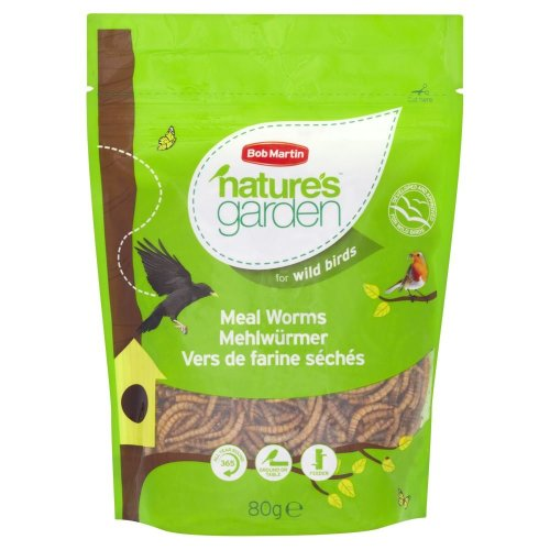 Nature's Garden Meal Worm Wild Bird Food