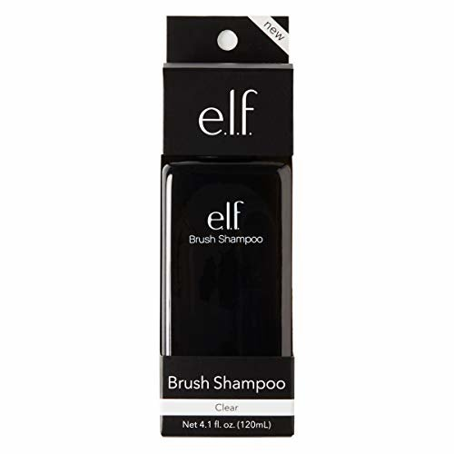 e l f Brush Shampoo Clear 4 1 Ounce