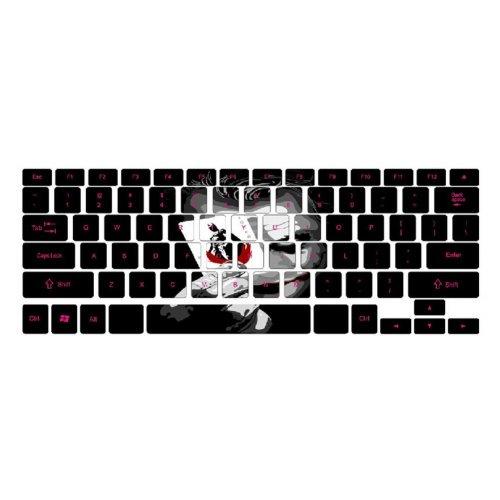 Creative Cute Keyboard Stickers / Decals For MacBook (Air 13 Inch Retina)