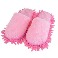 Useful Mop Slippers Floor Cleaning Slippers Mopping Shoes