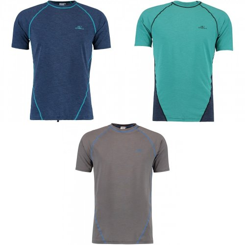 O�'Neill Mens Active Short Sleeve Rashguard Skin