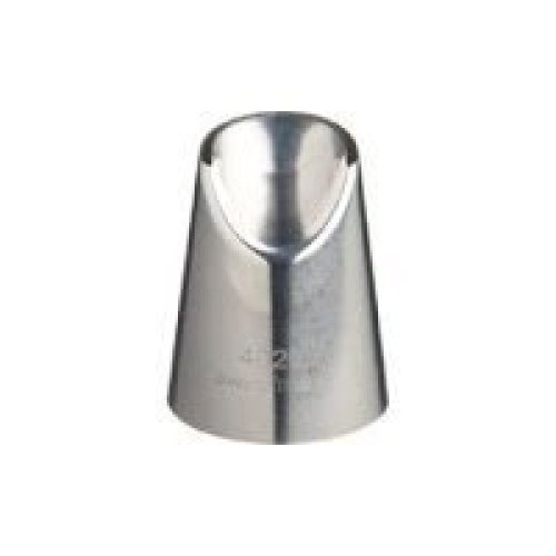 25mm Large Sweetly Does It Stainless Steel Icing Nozzle Ruffle