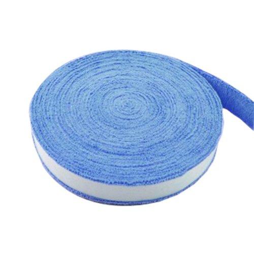 Badminton Crank Handle - Tennis, Badminton Hand Gel  Towel -- Azure