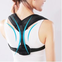 Adjustable Posture Corrector Band Belt