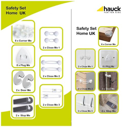 Hauck Safety Pack