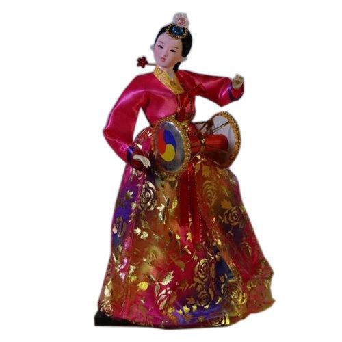 Korean Beautiful Doll Oriental Doll Furnishing Articles, No.1