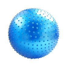 Thicken Yoga Ball Massage Ball Keep Fit For Child And Adult-Blue