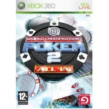 World Championship Poker-2 All In (Xbox 360)