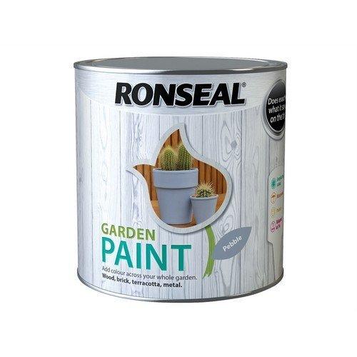 Ronseal 38510 Garden Paint Pebble 2.5 Litre