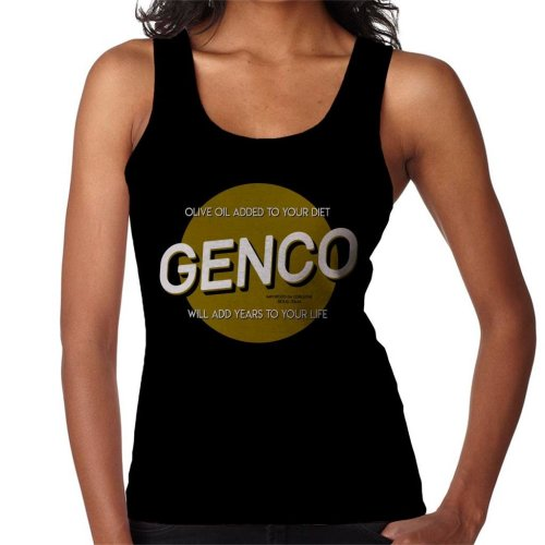 Genco Olive Oil Years The Godfather Women's Vest