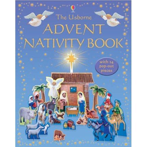 Advent Nativity Book (Jigsaw Book)