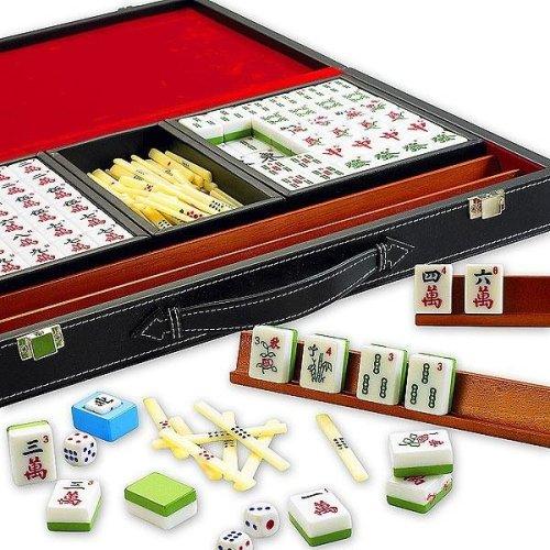 Traditional Deluxe Mah Jongg Set