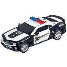 Carrera GO!!! 64031 Chevrolet Camaro Sheriff by Carrera USA