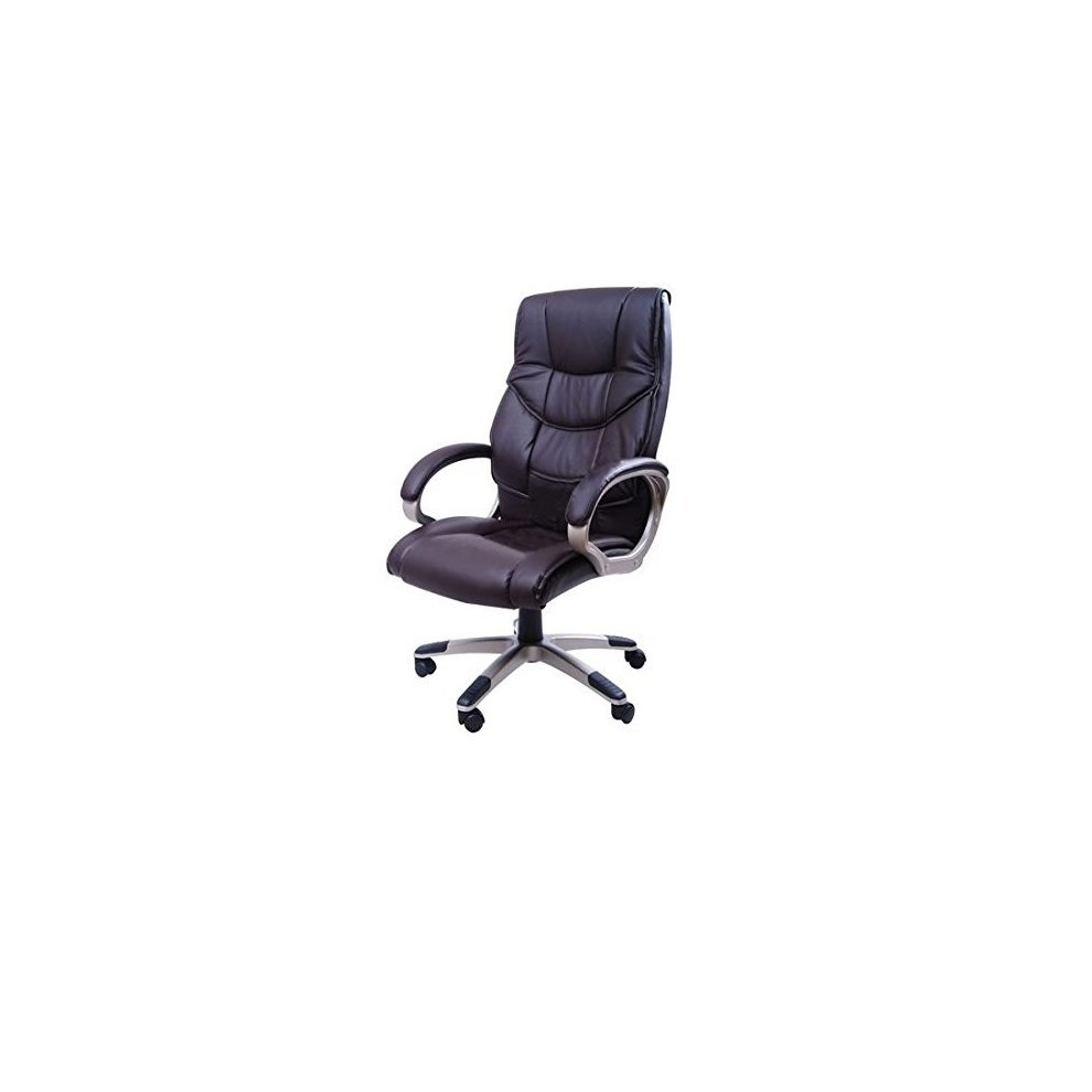 Homcom Office Chair Pu Leather Swivel