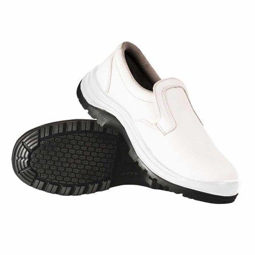 sUw - Phoenix Anti Slip Slip On Workwear Safety Shoe S2