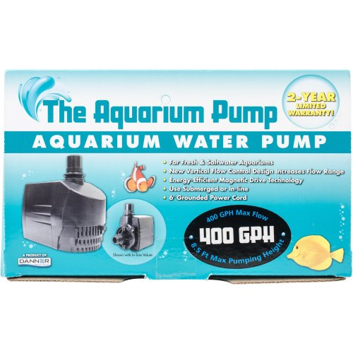 AQUA-Supreme 400 GPH Submersible Pump-