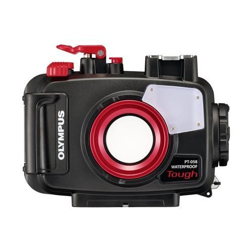 Olympus PT-058 Underwater Housing For T-G5 - Black