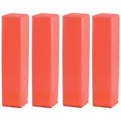 Champion Sports Line and End Zone Plyon Set (Orange)