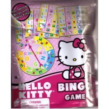 Hello Kitty Bingo on the Go