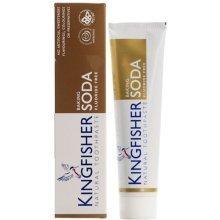 Kingfisher Baking Soda Mint Fluoride Free Toothpaste 100ml