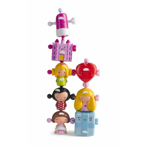 Wizies Pack of 8figurines Pack of 2 Única multicoloured