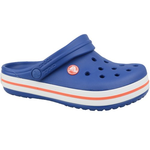 Crocs Crocband Clog K 204537-4O5 Kids Blue slides Size: 1 UK