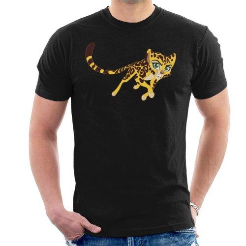 Disney The Lion Guard Fuli Running Men's T-Shirt