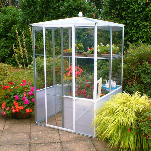 DIY Steel PVC Patio house Summer House Greenhouse