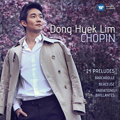 Donghyek Lim - Chopin: 24 Préludes Barcaroll [CD]