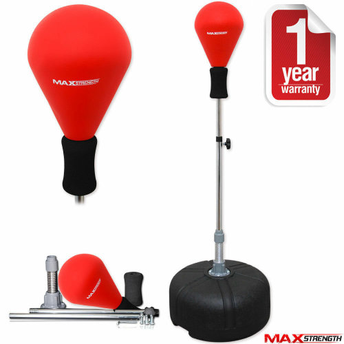 Boxing Adjustable Free Standing Punch Ball Adult Punching Speedball