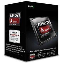 AMD A6 X2 7400K CPU, FM2+, 65W, 3.5GHz, Dual Core, 1MB Cache, Radeon R5 GFX, Black Edition