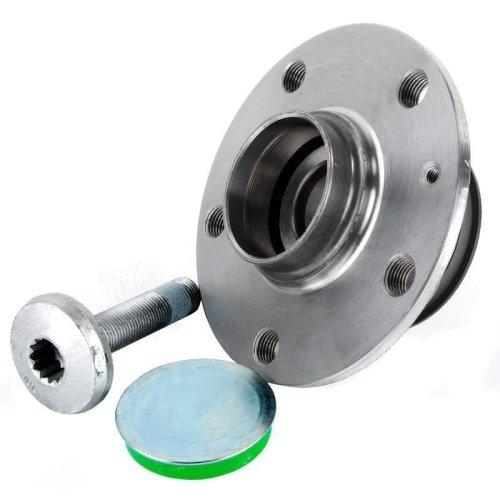 Vw Beetle 2011-2015 Rear Hub Wheel Bearing Kit Inc Abs Ring