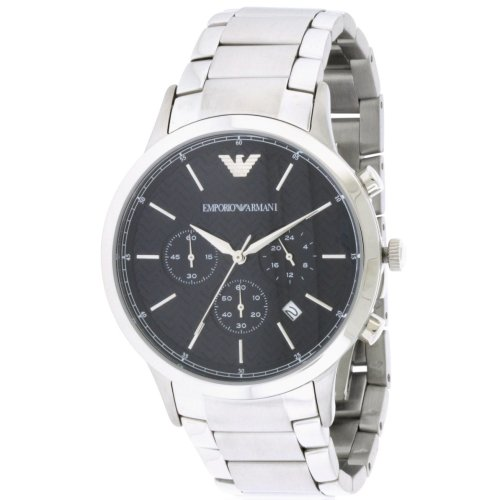 Emporio Armani Stainless Steel Mens Watch AR2486
