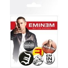 Eminem Logos Badge Pack