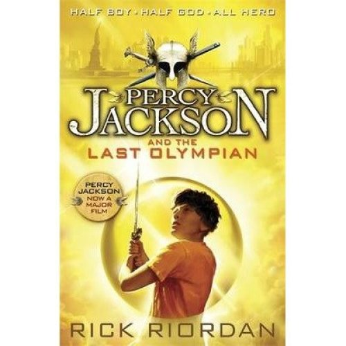 Percy Jackson and the Last Olympian: Bk. 5